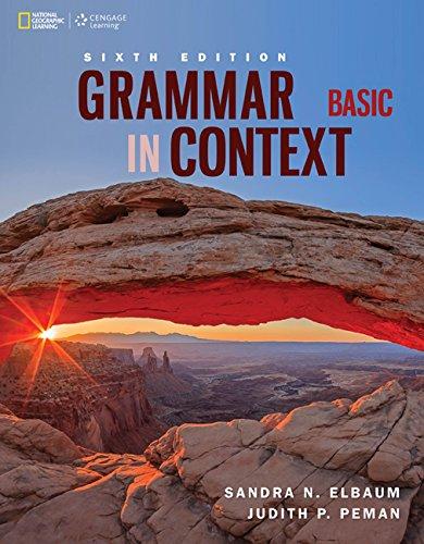 Grammar in Context Basic Audio CD