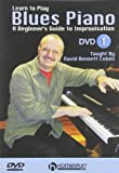 Learn to Play Blues Piano: Lessons 1-4 [Import]