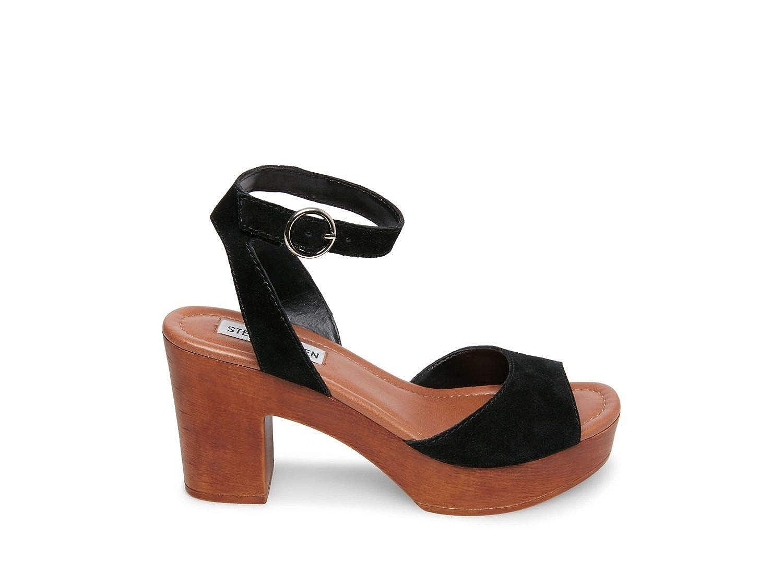 60a4dc8e752 Steve Madden Women's Lonnie Heeled Sandal