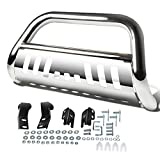 f150 bull bar chrome - Bull Bar,04-16 Ford F150 Stainless Chrome Bull Bar 3