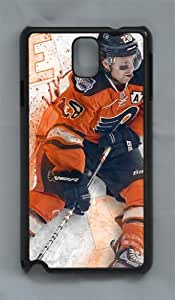 CLAUDE GIROUX PHILADELPHIA FLYERS Custom PC Transparent Case for samsung galaxy note 3 by LZHCASE