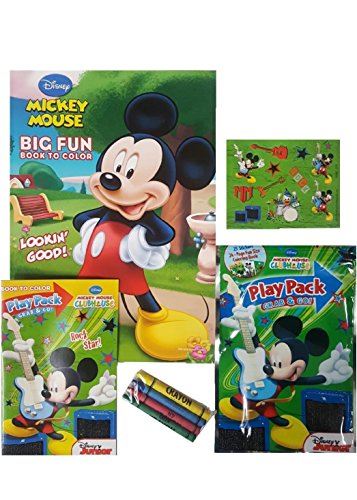 Mickey Mouse Coloring Activity Book product image