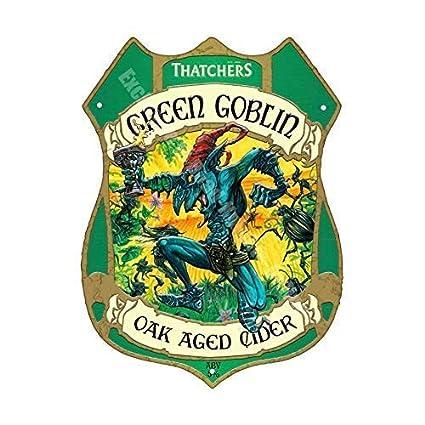 thatchers Verde Goblin Roble Avejentado Cider Bar ANUNCIO ...