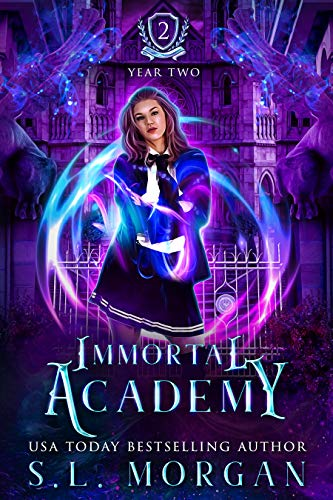 Immortal Academy: Year Two ()