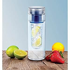 Infuser Water Bottle, Made with Bpa Free Commercial Grade Titan