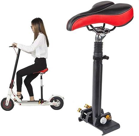 Moja Foldable Bicycle Saddle Seat Seat For Xiaomi M365 Electric Scooter Amazon De Sport Freizeit