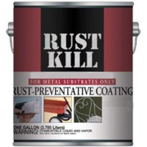 YENKIN MAJESTIC PAINT 8-6008-1 Light/Safety Yellow Rust Kill Enamel