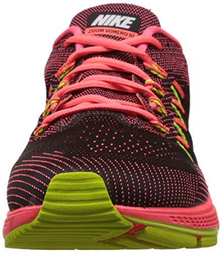Nike Air Zoom Vomero 10 Heren Loopschoenen Hot Lava / White / Black / Volt