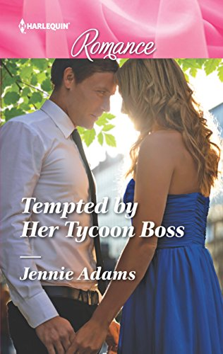 book cover of Tempted By Her Tycoon Boss