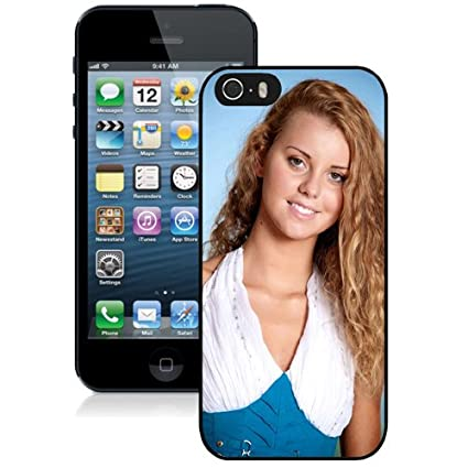 Unique Designed Cover Case For IPhone 5s With Jessie Rogers Girl Mobile Wallpaper Phone