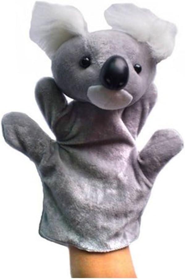 Black Temptation Preciosa de la Koala de Peluche de Juguete para niños Marionetas de Mano