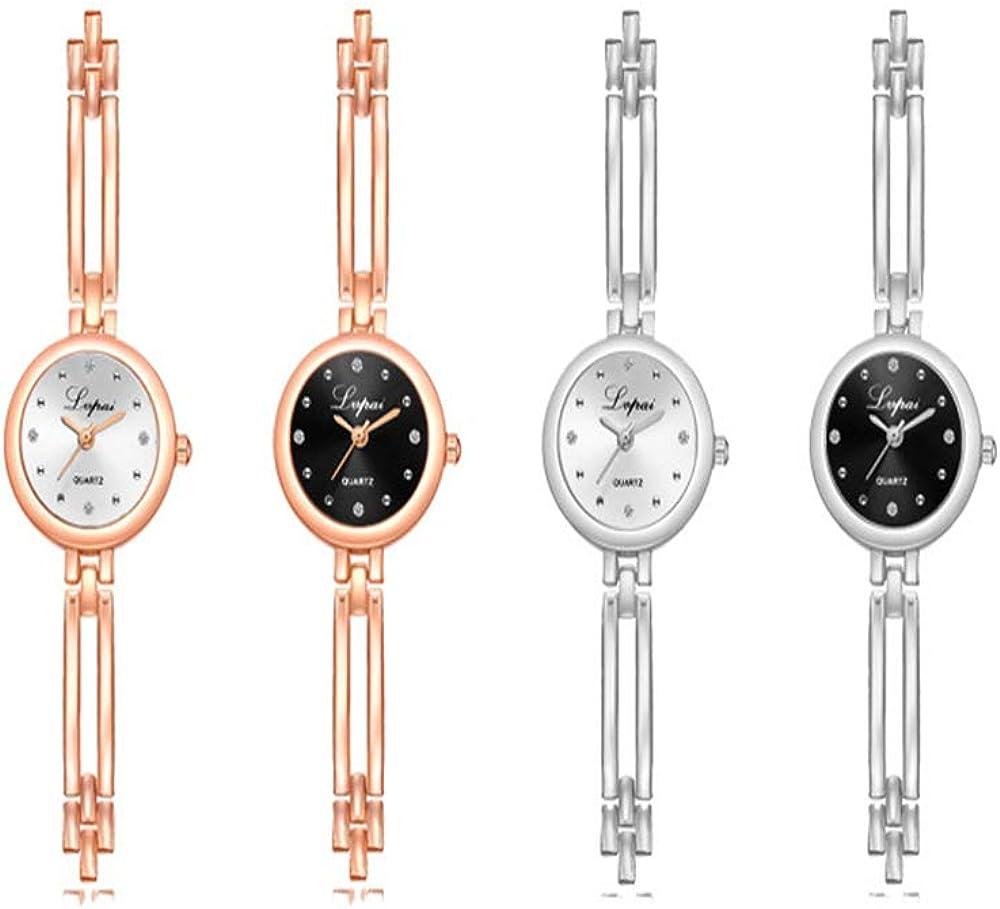 Orologio da donna 2020 nuovi orologi moda cinturino in lega di acciaio orologio al quarzo orologio da donna semplice temperamento orologio da donna Argento