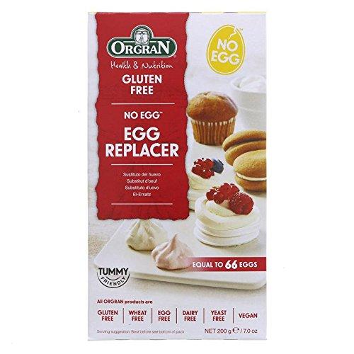 (6 PACK) - Orgran - No Egg (Egg Replacer) | 200g | 6 PACK BUNDLE