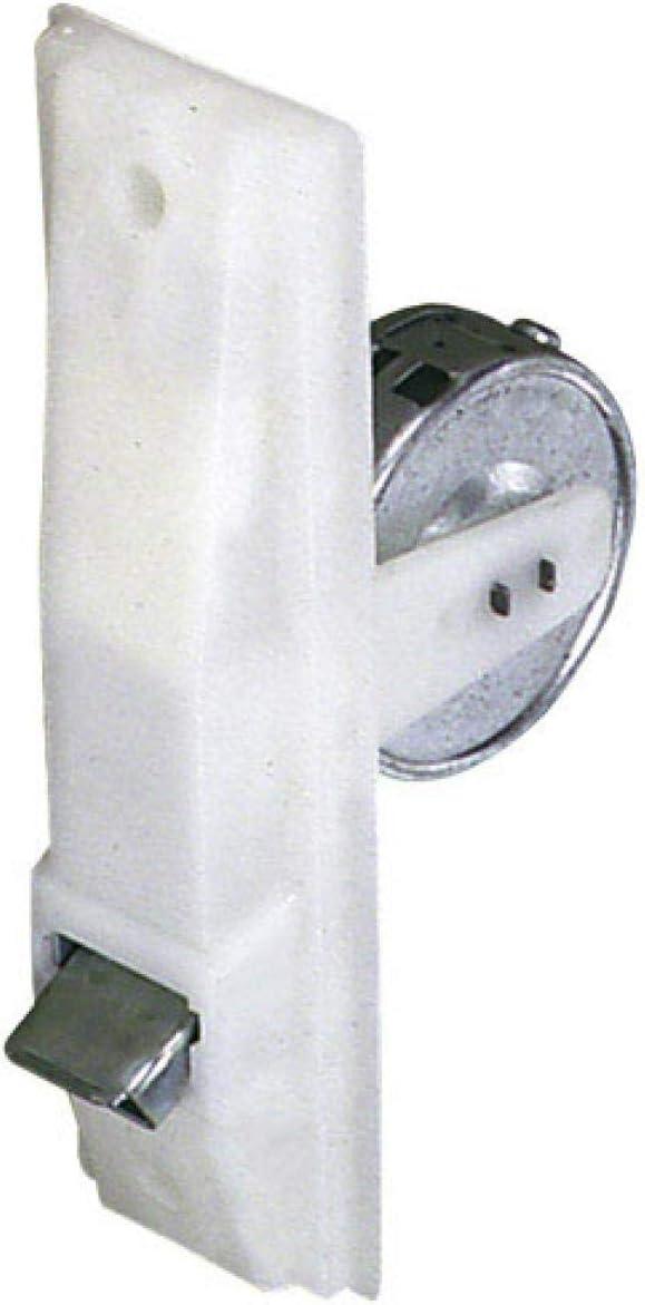 WOLFPACK LINEA PROFESIONAL 5250012 Recogedor Persiana Plastico Grande Cinta 22 mm, Metal