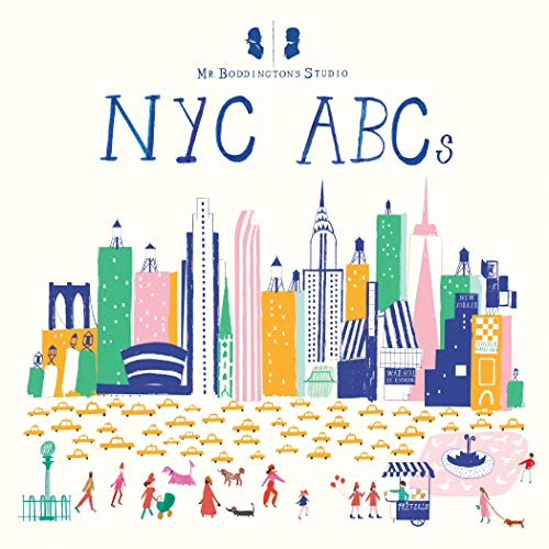 - Mr. Boddington's Studio: NYC ABCs