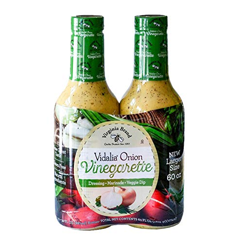 - Virginia Brand Vidalia Onion Vinegarette Salad Dressing - 2/24 oz. by Sam's Club