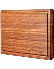 "Bamboo Cutting Board 1"" Thick"