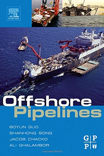 Offshore Pipelines by Tian Ran Lin PhD (2005-05-09)