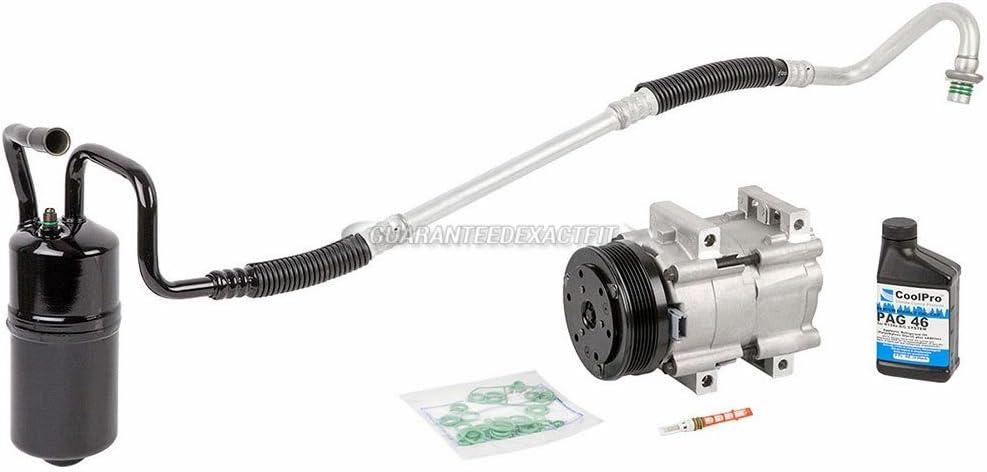 A//C Compressor Denso M486KG for Mercury Sable 2001 2002 2005 2003 2004