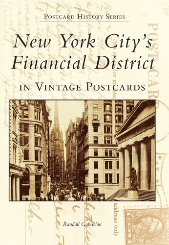 New York City's Financial District  (NY) (Postcard History)