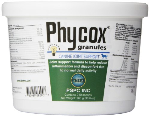 PSPC Phycox Joint Support Granules for Dog, 960gm