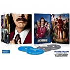 Anchorman 1 and 2 (Steelbook)