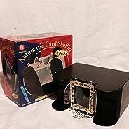 "StealStreet 2609XL 6 Deck Auto Card Shuffler Requires 4 ""C Batteries Not Included,"