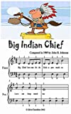 Big Indian Chief Easiest Piano Sheet Music Junior Edition