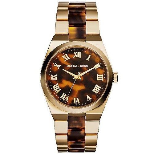 Michael Kors Women's Channing Watch - Two - Kors Watch Tortoise Michael