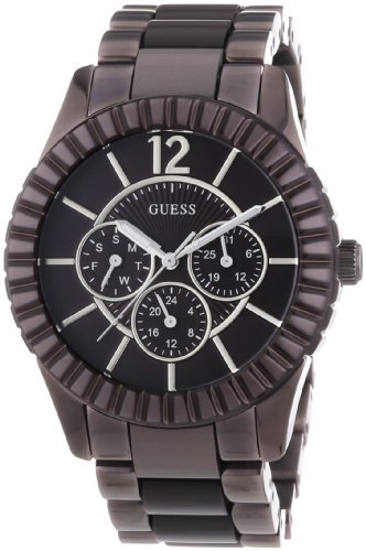 Guess W0028L2 Ladies Multifunction Brown Watch