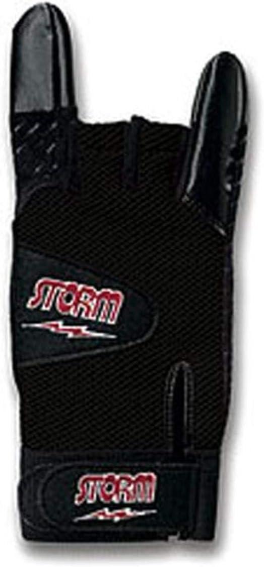 X-Large Storm Xtra-Grip Left Hand Wrist Support Black