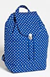 Baggu Women's Canvas Backpack One Size Blue, Bags Central