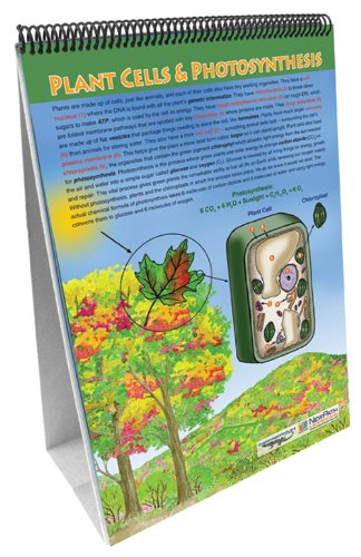 - NewPath Learning 10 Piece All About Plants Curriculum Mastery Flip Chart Set, Grade 5-10