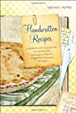 Handwritten Recipes, Michael Popek, 0399160140