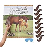 Fun Express Pin The Tail On The Horse Game Set By Fun Express