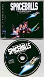 Spaceballs ~ The Soundtrack ~ Special Edition (Original 1987 WEA International CD European Import DIGITALLY REMASTERED, Reissued in 2004, NEW Factory Sealed in the Original Shrinkwrap Features 12 Tracks ~ Includes These Artists: John Morris, Kim Carnes & Jeffrey Osborne, Berlin, The Detroit Spinners, Pointer Sisters, Van Halen, Ladyfire ~ Includes Rare Long Vocal & Dub Versions ~ See Seller's Description For Track Listing With Artist, Title & Timing)