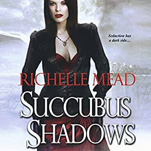 Succubus Shadows Audiobook