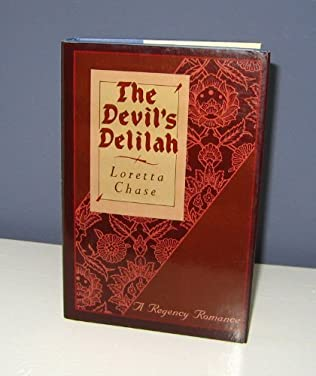 book cover of The Devil\'s Delilah