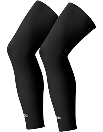 7b12a52ee3 SONTHIN Leg Sleeves Compression Full Leg Long Sleeves for Men Women Youth  (4 Colors Available