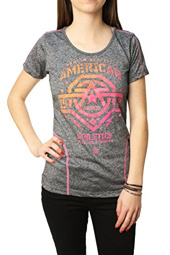 New American Fighter - American Fighter Women's New Mexico Graphic T-Shirt-Small black