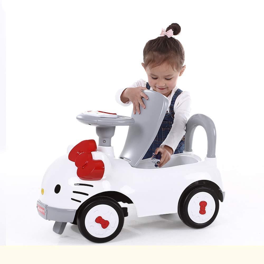 Mai Dou Hello Kitty Child Car | Walker para Niños ...