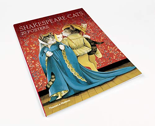Shakespeare Cats: 20 Posters (Thames & Hudson Gift)