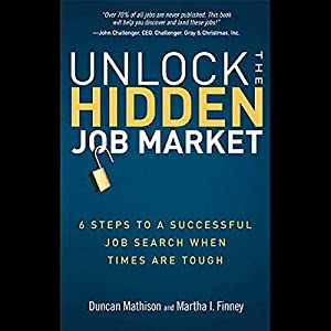 Unlock the Hidden Job Market Hörbuch