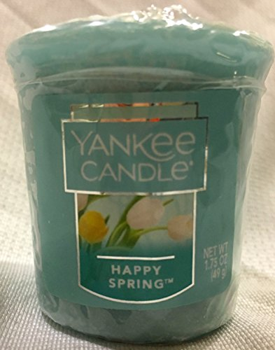 3 Yankee Candle 2017 Happy Spring Sampler Votive Candles 1 75 Oz Each