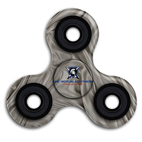 Price comparison product image LifeXIAN Fidget Hand Spinner Toy-Perfect For ADD, ADHD, Anxiety, And Autism,Finger Toy Work Ultra Fast Bearings One Republic