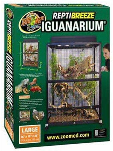 Zoo Med Reptibreeze IguanArium by Zoo Med