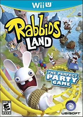 Rabbids Land by UBI Soft