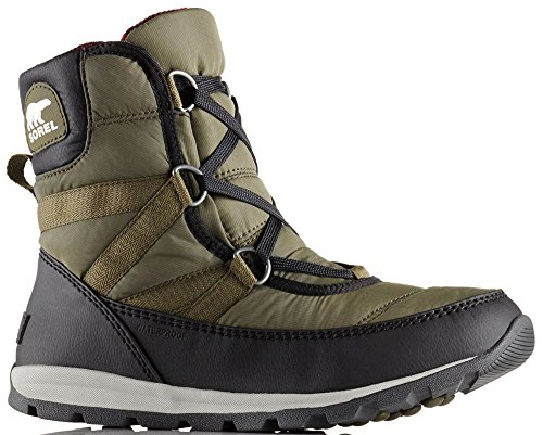 Sorel Damen Whitney Short Lace Snow Boot Nori