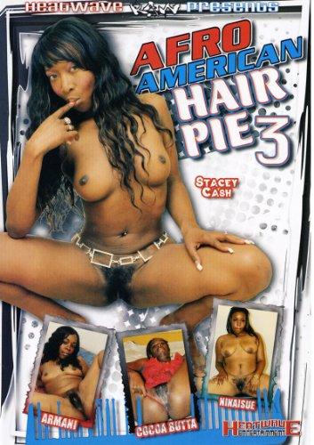 (Afro American Hair Pie 03)