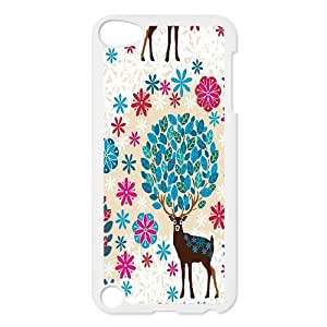 JenneySt Phone CaseAnimal Deer FOR Ipod Touch 5 -CASE-6